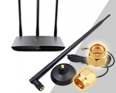 无线WIFI零部件电镀金